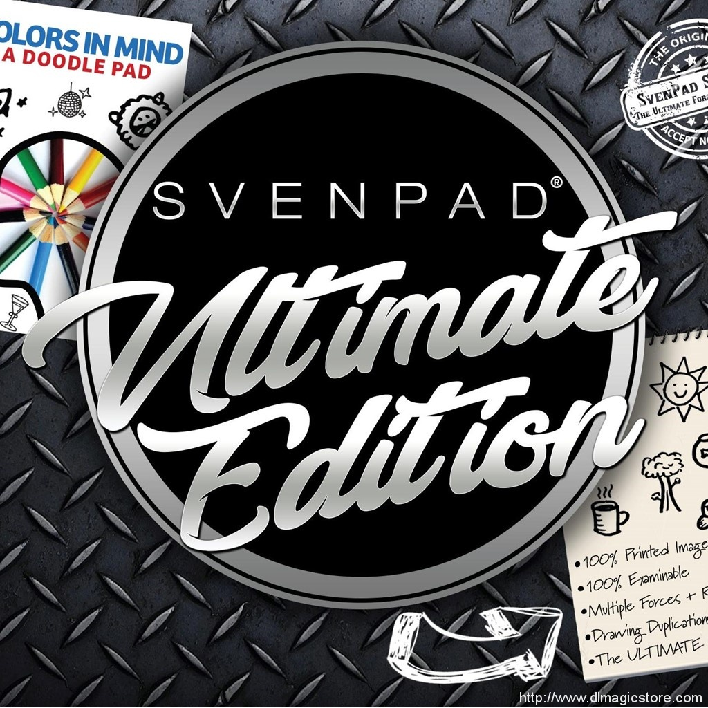 SvenPad Ultimate Edition by Alan G. Berry (Video download)