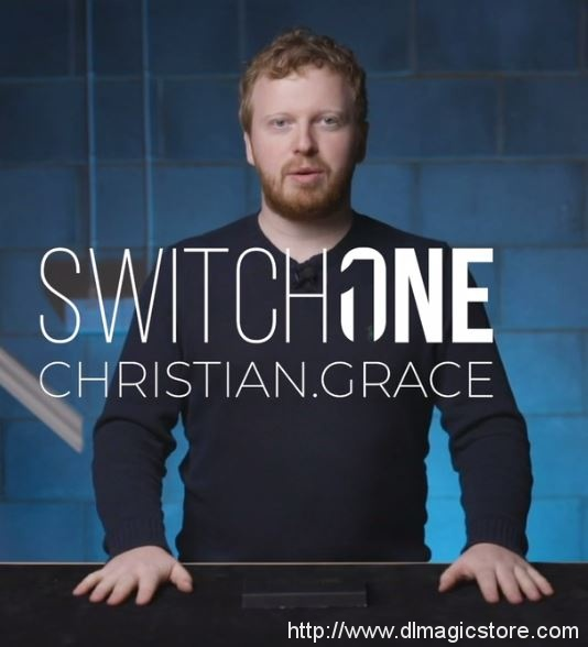Switch One by Christian Grace (Blackpool 2020) (Gimmick Not Included)