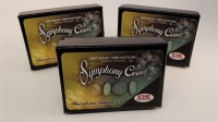 Symphony Coins by RPR Magic Innovations (Gimmick Not Included)