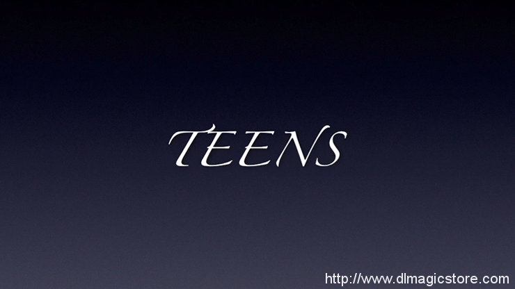 TEENS by Charlie Imperial