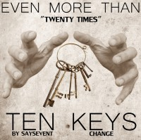 TEN KEYS CHANGE by SaysevenT (Instant Download)