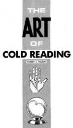 THE ART OF COLD READING by ROBERT NELSON