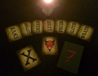 THE DEVIL ALWAYS KNOWS (Seven Deadly Sins) By Christopher Dearman