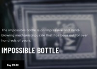 THE IMPOSSIBLE BOTTLE By The Russian Genius
