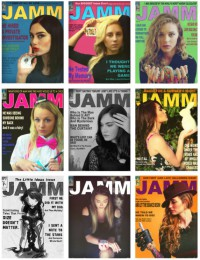 The JAMM Monthly Magic Magazine by THE JERX #1-12 (All 12 Issues)