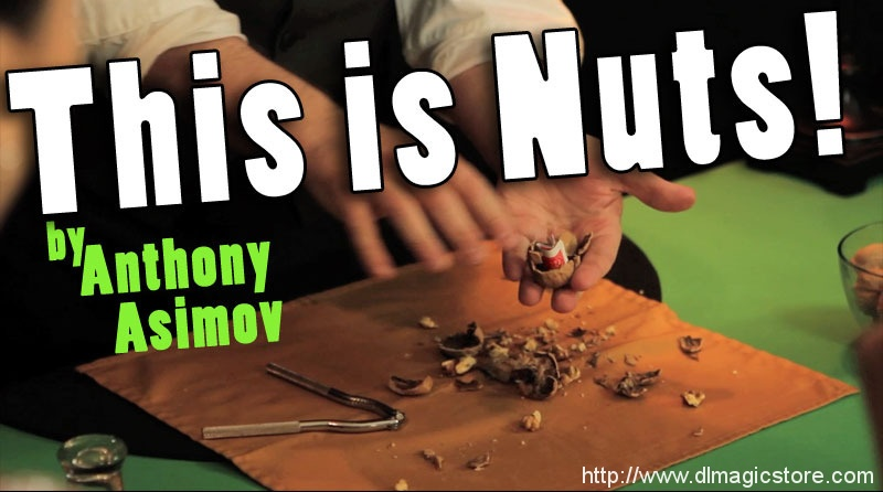 THIS IS NUTS by Anthony Asimov (Instant Download)