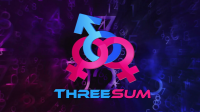 THREESUM by David Jonathan (Instant Download)