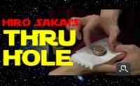 THRU HOLE By Hiro Sakai