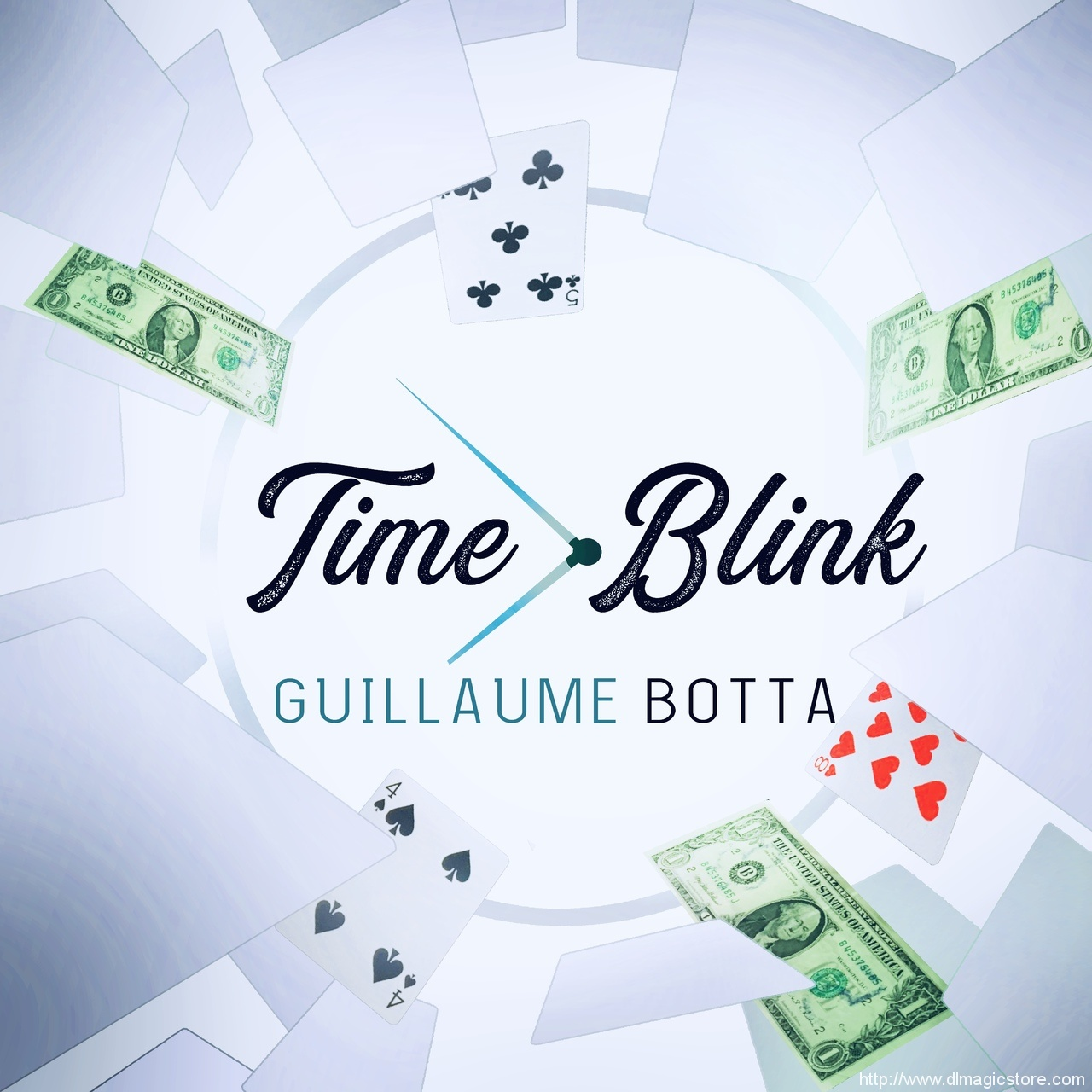 TIME BLINK by Botta Guillermo (Instant Download)