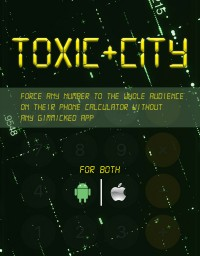 TOXICcity by Arthur Ray (Instant Download)