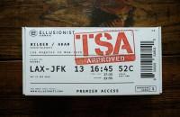 TSA by Adam Wilber