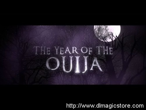 Tackling Terrifying Taboos 4 The Year Of The Ouija with Jamie Daws Instant Download