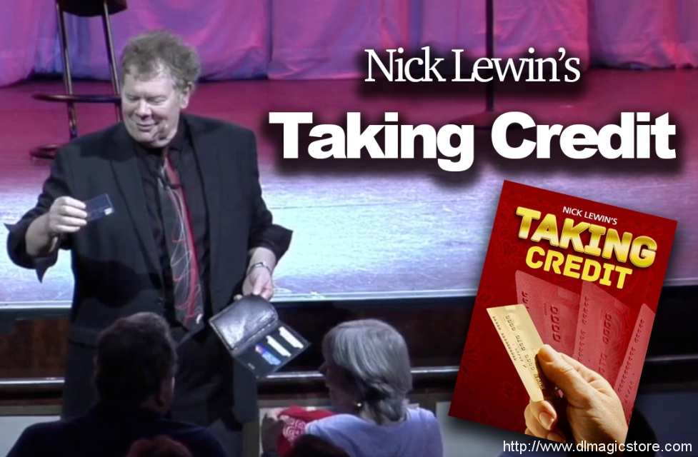 Taking Credit by Nick Lewin