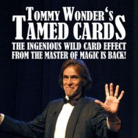 Tamed Cards by Tommy Wonder