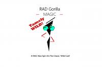 Tamely WILD! – Craig Stegall (RAD Gorilla Magic)