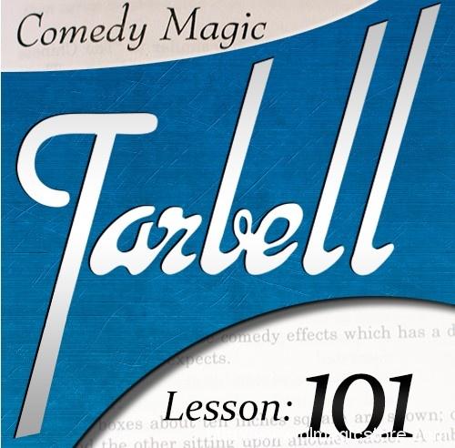 Tarbell 101: Comedy Magic