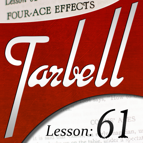 Tarbell 61 Four-Ace Effects (Instant Download) by Dan Harlan