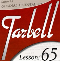 Tarbell 65: Original Oriental Secrets