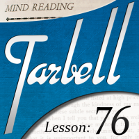 Tarbell 76 Mind Reading Mysteries Part 2