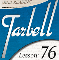 Tarbell 76: Mind Reading Mysteries Part 1