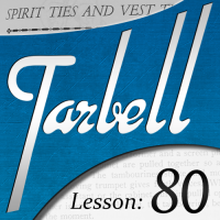 Tarbell 80: Spirit Ties & Vest Turning (Instant Download)