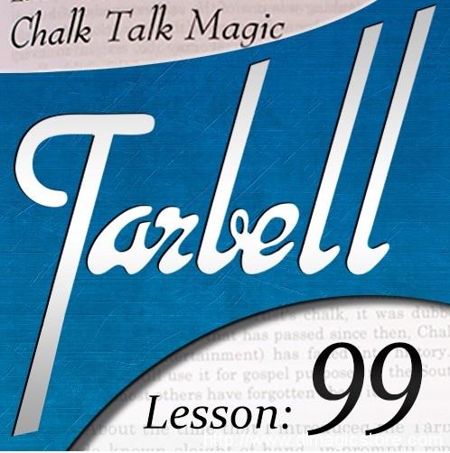 Tarbell 99: Chalk Talk Magic (Instant Download)