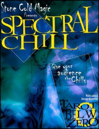 Tarot Below Zero Spectral Chill by Jeff Stone