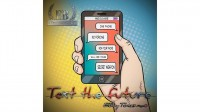 Text the Future by Tones video (Download)
