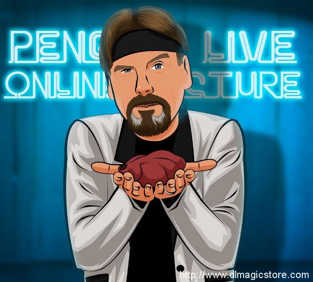 The Amazing Johnathan LIVE (Penguin LIVE)