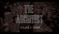 The Architect Volume 2, Paper By Mike Kaminskas