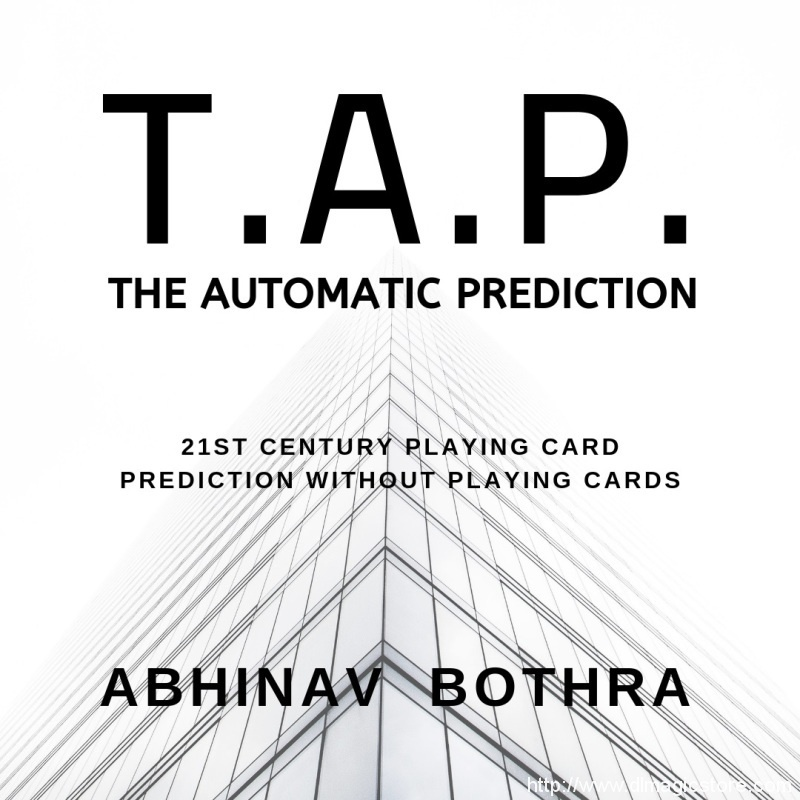 The Automatic Prediction by Abhinav Bothra (Instant Download)