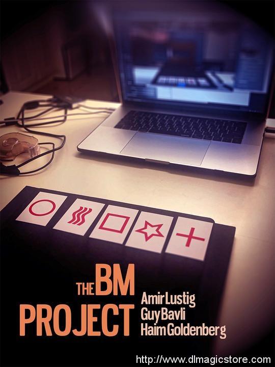 The BM Project by Haim Goldenberg and Guy Bavli