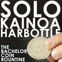 SOLO: The Bachelor Coin Routine by Kainoa Harbottle (Instant Download)