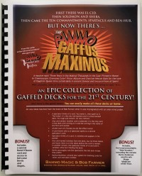 The Bammo Gaffus Maximus by Bob Farmer