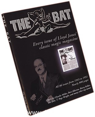 The Bat Magazine by Magic City