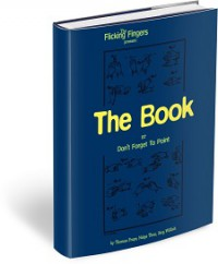 The Book Or Don't Forget to Point by the Flicking Fingers
