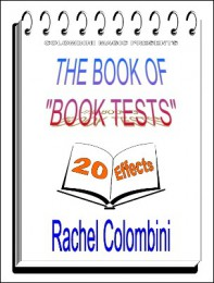 The Book of Book Tests by Rachel Colombini