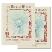The Books of Wonder by Tommy Wonder (2 Volume Set)