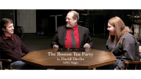 El Boston Tea Party por David Devlin y AMG magia