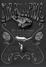 The Bullfrog Magazine Issue 2 by Magical Sleight