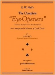 The Complete Eye-Openers card magic by R. W. Hull (Instant Download)