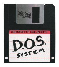 The DOS System by Chris Ballinger