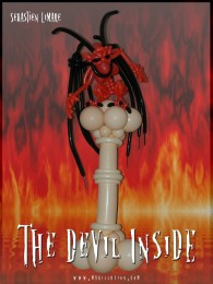 The Devil Inside – Balloon Tutorial – Sébastien Limare