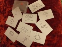 The Drawing Test Cards by Luca Volpe & Paul McCaig