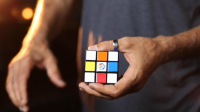 The Enchanted Cube by Daryl (Gimmick Not Included)