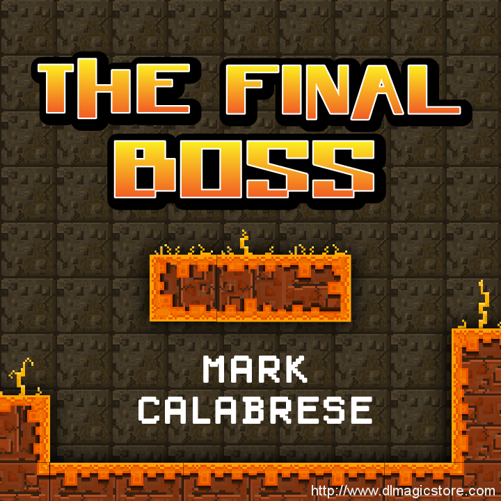 The Final Boss by Mark Calabrese (Instant Download)