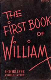 The First Book of William by Billy McComb