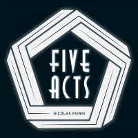 The Five Acts by Nicolas Pierri (Instant Download)