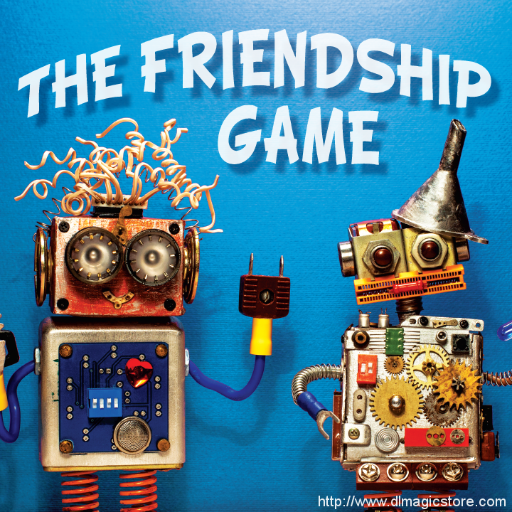 The Friendship Game by Larry Hass (Instant Download)