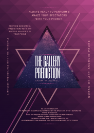 The Gallery Prediction by Amir Mughal (Instant Download)